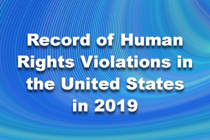 Record of Human Rights Violations in the United States in 2019